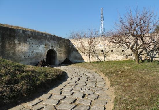 Silistra, Bulgaria: в крепости