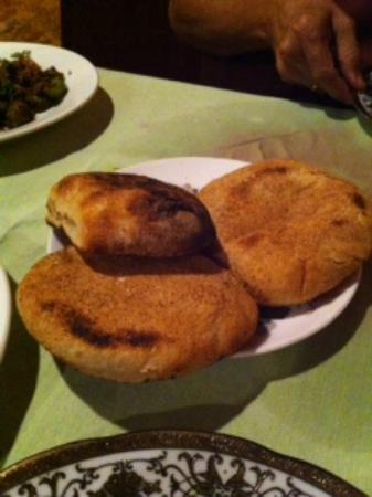 "Bhatti Village: Goan bread ""Poi"""