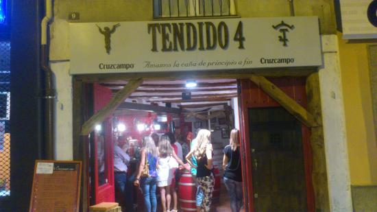 TENDIDO 4