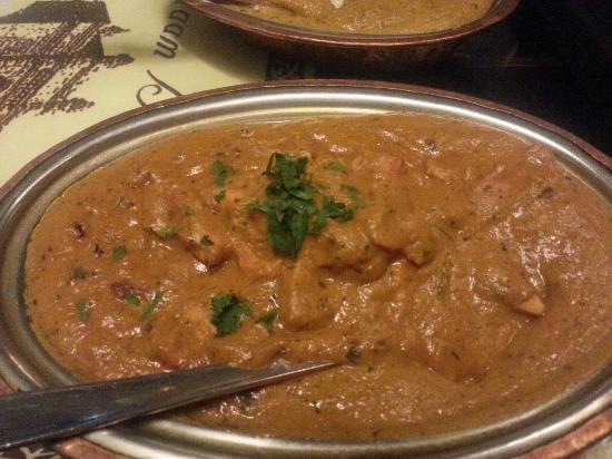 Salaam Bombay: Butter Chicken