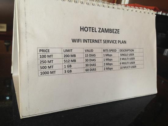 Hotel Zambeze Picture