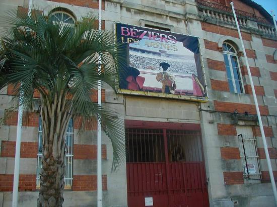 Arènes de Béziers