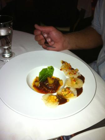 Barracuda Grill : scallop