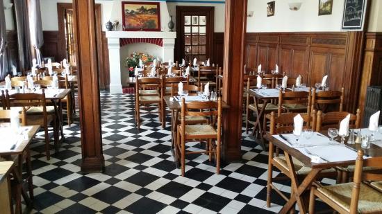 Hotellerie Normande: Salle de restaurant