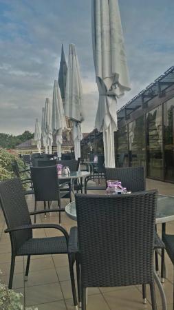 Daugirdas Hotel: Roof Bar
