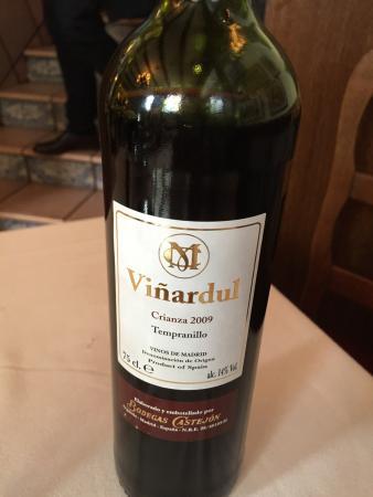 El Cebadero de las Brujas SL. : Un vino de Madrid sorprendente