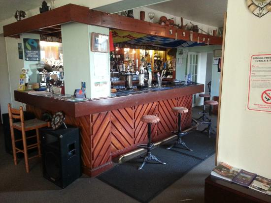 Allargue Arms Hotel: The Bar