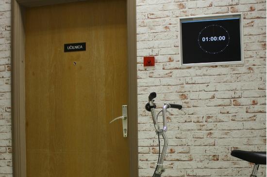 The Classroom Of Doom Picture Of Escape Room Enigmarium Ljubljana
