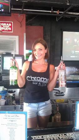 Chrome Bar & Grill: Chrome Bar-Daytona