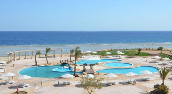 Three Corners Equinox Beach Resort Marsa Al