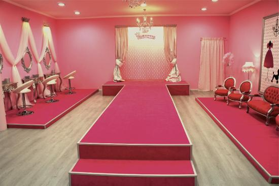 Playbowling Cascais: Playprincess Beauty Spa girls from 3yr+