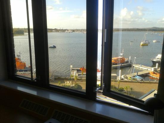 RNLI College: View from 314