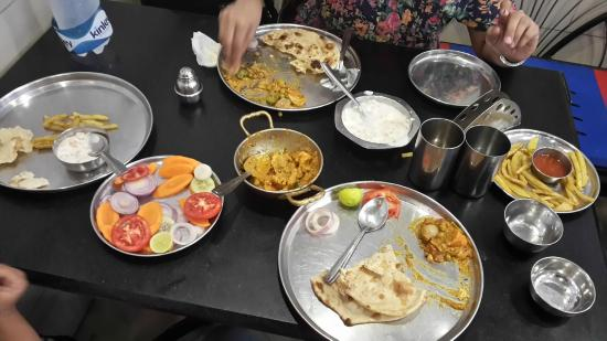 Sher-E-Punjab Restaurant: Veg Kadai