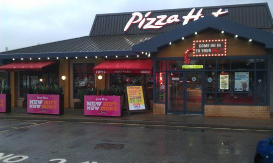 Pizza Hut Barbican Leisure Park Picture Of Pizza Hut