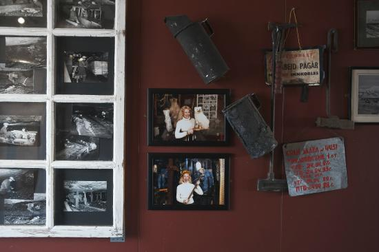 Mary-Ann's Polarrigg: breakfast room
