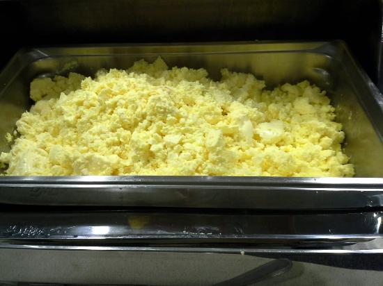 SpringHill Suites Chicago O'Hare : Scrambled eggs