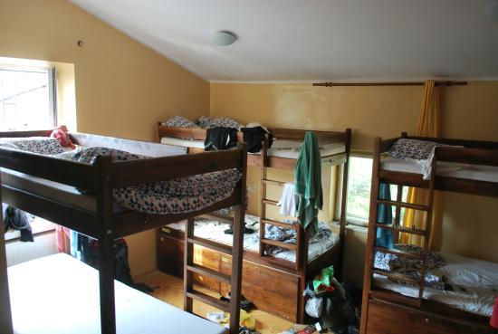 Good Bye Lenin - Pub & Garden Hostel! : quarto