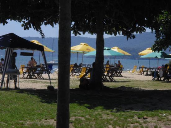 Pousada Estacao do Sol: la playa de Jabaquara