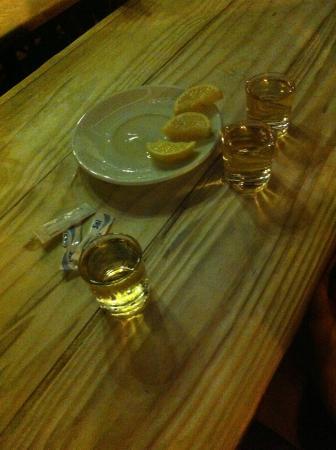 Ovella Negra: tequila