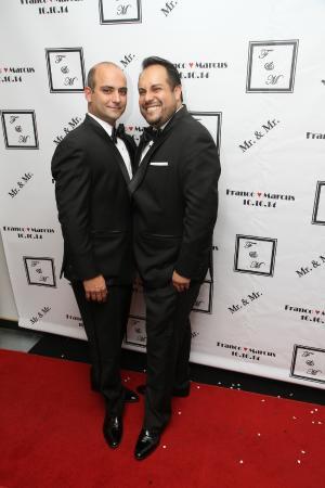 Raja's Fashions: Franco & Marcus
