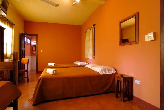 Hotel La Pergola: Habitación Familiar