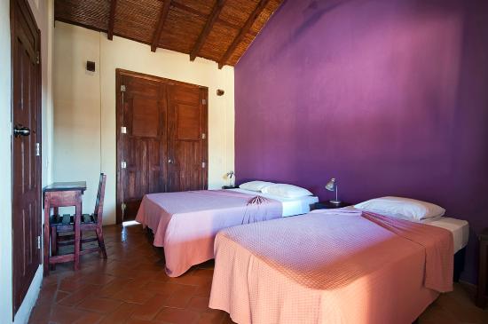 Hotel La Pergola: Habitación Doble