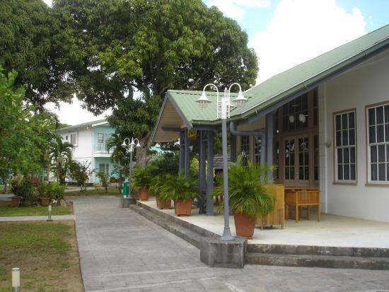 Hotel Residence Inn Paramaribo : Veranstaltungsraum