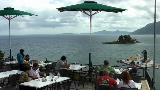 Cafe Kanoni - Picture of Cafe Kanoni, Corfu Town - Tripadvisor