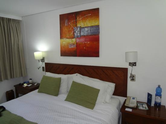 Panamericana Hotel Providencia: quarto