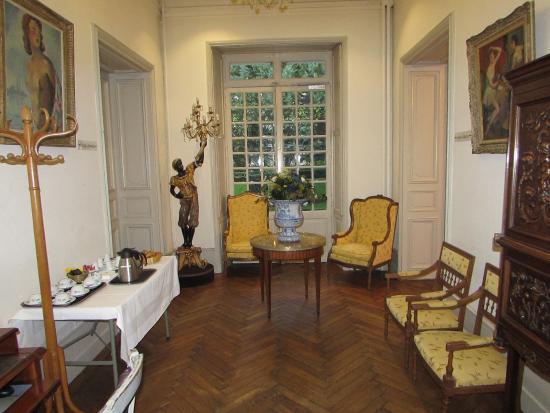 BEST WESTERN Hotel Champlain France Angleterre : La salle de détente