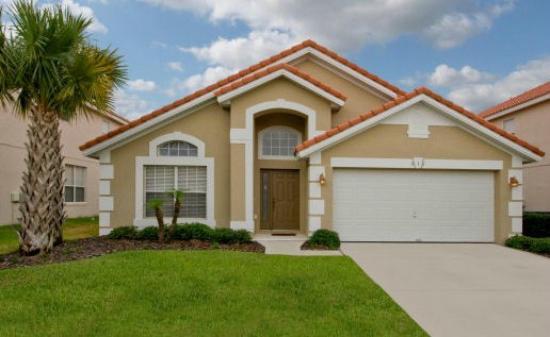 Aviana Resort Orlando : Welcome to Villa Serenity