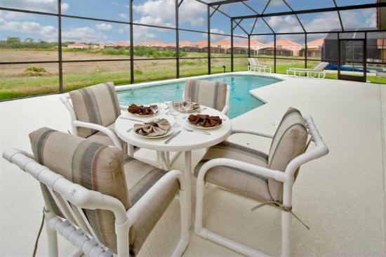 Aviana Resort Orlando : Villa Serenity's Conservation View