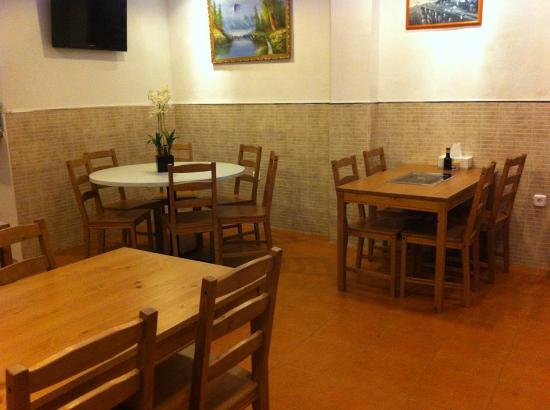 Bar Restaurante Honesto: Comedor 1