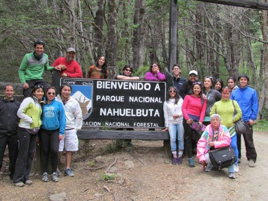 Curanilahue, Chile: Trekking Tours Parque Nacional Nahuelbuta