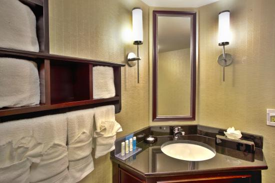 Hampton Inn Bowie: Bathroom