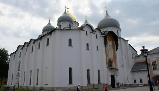 St. Sophia Cathedral: Софийский собор Велико-Новгородского Кремля