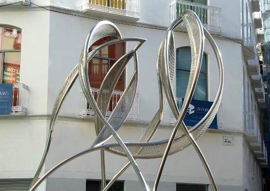 Escultura Panta Rei