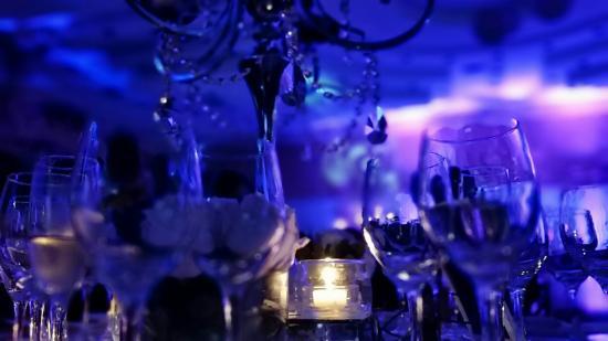 Dominican Fiesta Hotel & Casino: En el evento de la boda de Diego y Angeli.