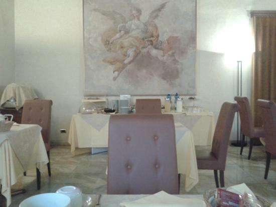 Hotel Palazzo Benci: sala colazioni