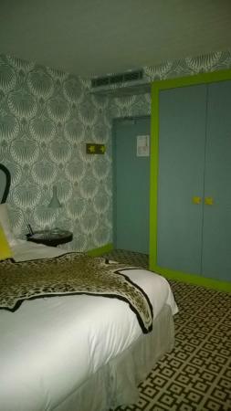 Hotel Thoumieux: vue générale