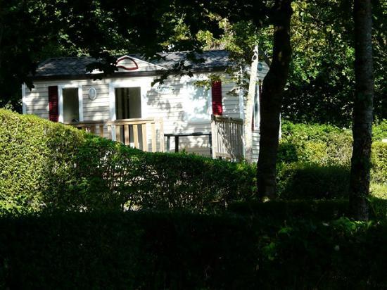 Rignac, Francia: Mobilhome au camping