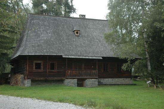 Orawa Ethnographic Park Museum