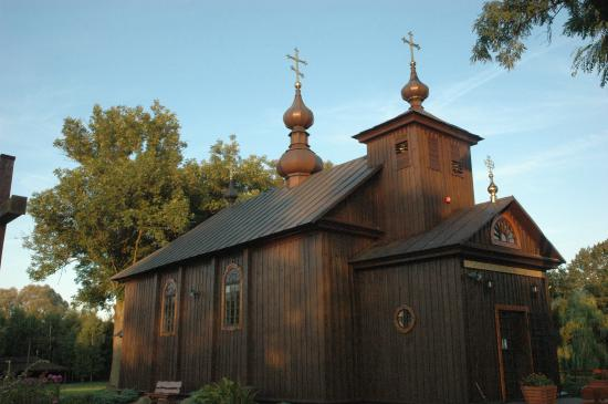 Church of Nicetas the Goth/Cerkiew Sw. Nikity Meczennika