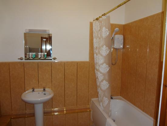 Clifton-upon-Teme, UK: Bathroom