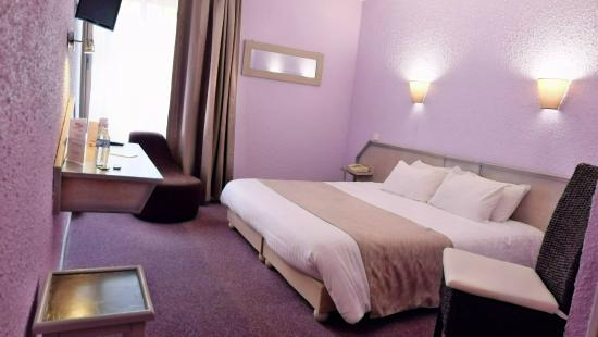 Hotel Restaurant Le Teinchurier : Suite familiale hôtel le Teinchurier