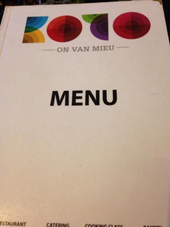 Koto Restaurant London