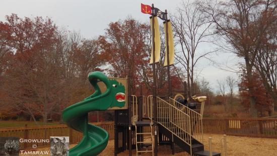 Kids Castle: Kiddie Pirate Playground beside the Castle