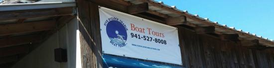 Bradenton, Floryda: Hope Port Sign