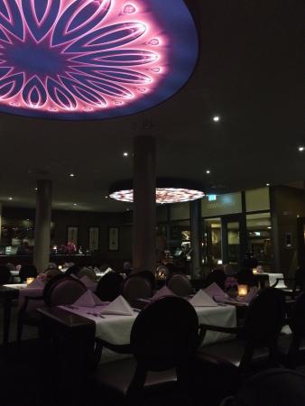 Hotel Princeville: Zicht in het restaurant