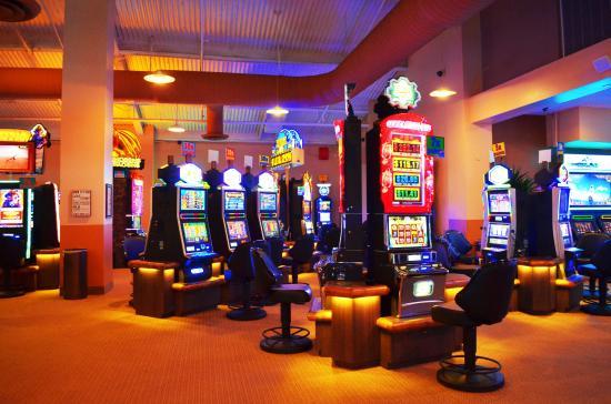 Laughlin River Lodge: Gaming area